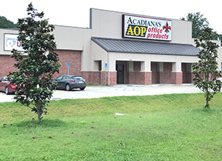 We're Local - AOP - General Office Supply