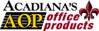 Acadiana Office Products Logo